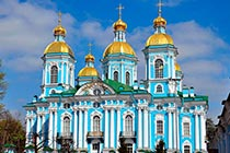 cathedrals of saint petersburg